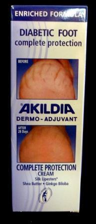 Akildia diabetic