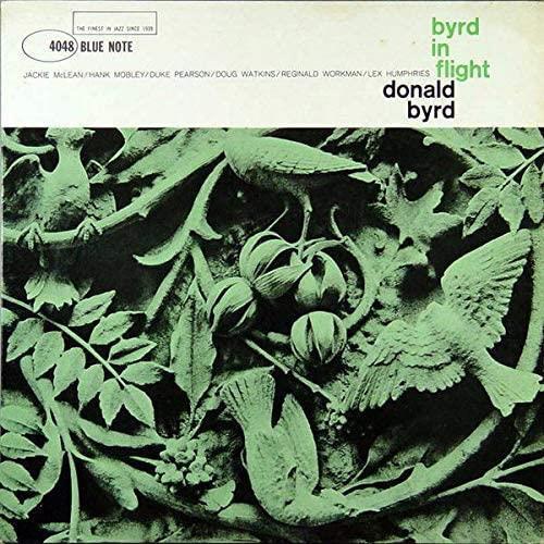 Donald Byrd-Byrd In Flight(LTD)