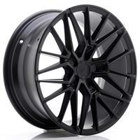 JR Wheels JR38 18x8 ET20-42 5H BLANK Matt Black