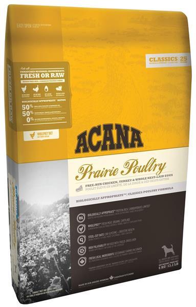 Acana classic prairie poultry 11,4kg