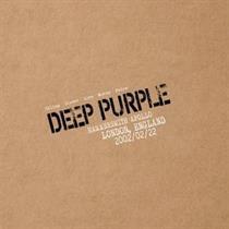 DEEP PURPLE-Live In London 2002(LTD)