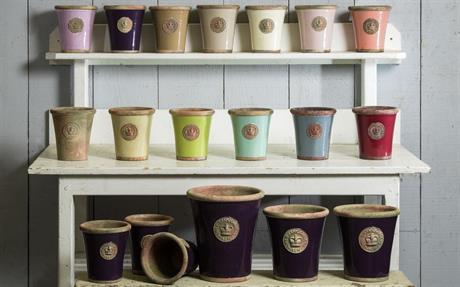 Ny återförsäljare av Kew Royal garden krukor