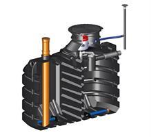 Minireningsverk Solido SMART EM2 5 P