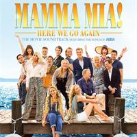 Mamma Mia! - Here We Go Again-Filmmusikk