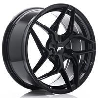 JR Wheels JR34 18x9 ET20-42 5H BLANK Glossy Black