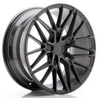 JR Wheels JR38 18x8 ET20-42 5H BLANK Hyper Gray