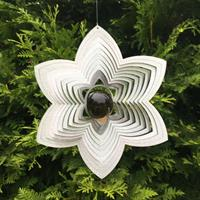 Modell Blomma bärnstensgul