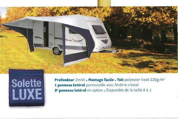 Solette Lux Solseil Str H 910-945