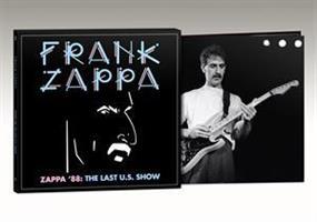 Frank Zappa-Zappa '88: the Last U.S. Show(Import)