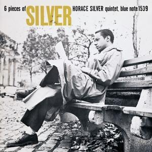 Horace Silver-6 Pieces Of Silver (Blue Note)