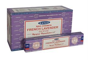 French Lavender  Satya rökelse