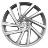 GMP WONDER 18X7,5 ET45 Silver