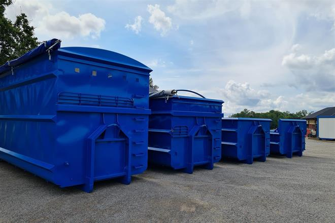 TRR Containers 43-12 kbm