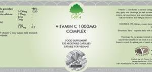 Vitamin C Komplex 1000 mg