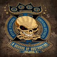 Five Finger Death Punch-A Decade Of Destruction Vo