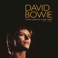 David Bowie-A new career in a new  town 1977-1982