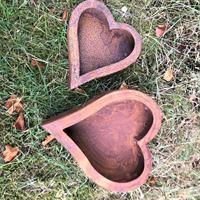 Liggande hjärta S