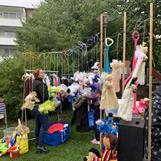 Här hittade man många prisvärda saker till barn och barnbarn!