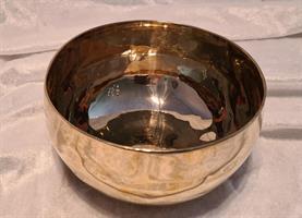 Blank klangskål 16,5cm