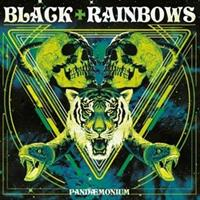 BLACK RAINBOWS Pandaemonium(LTD)