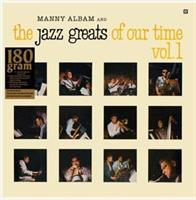 MANNY ALBAM-Jazz Greats of Our Time Vol.1