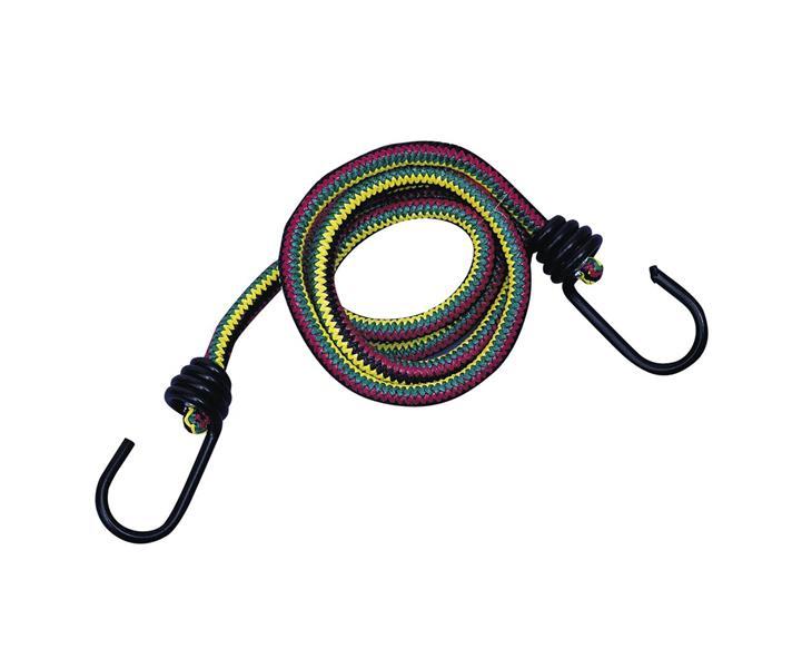 Bagasjestropp elastisk m kroker. 2 stk a 120 cm