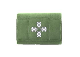 Micro EMPTY Trauma Kit NOW! Belt Pouch