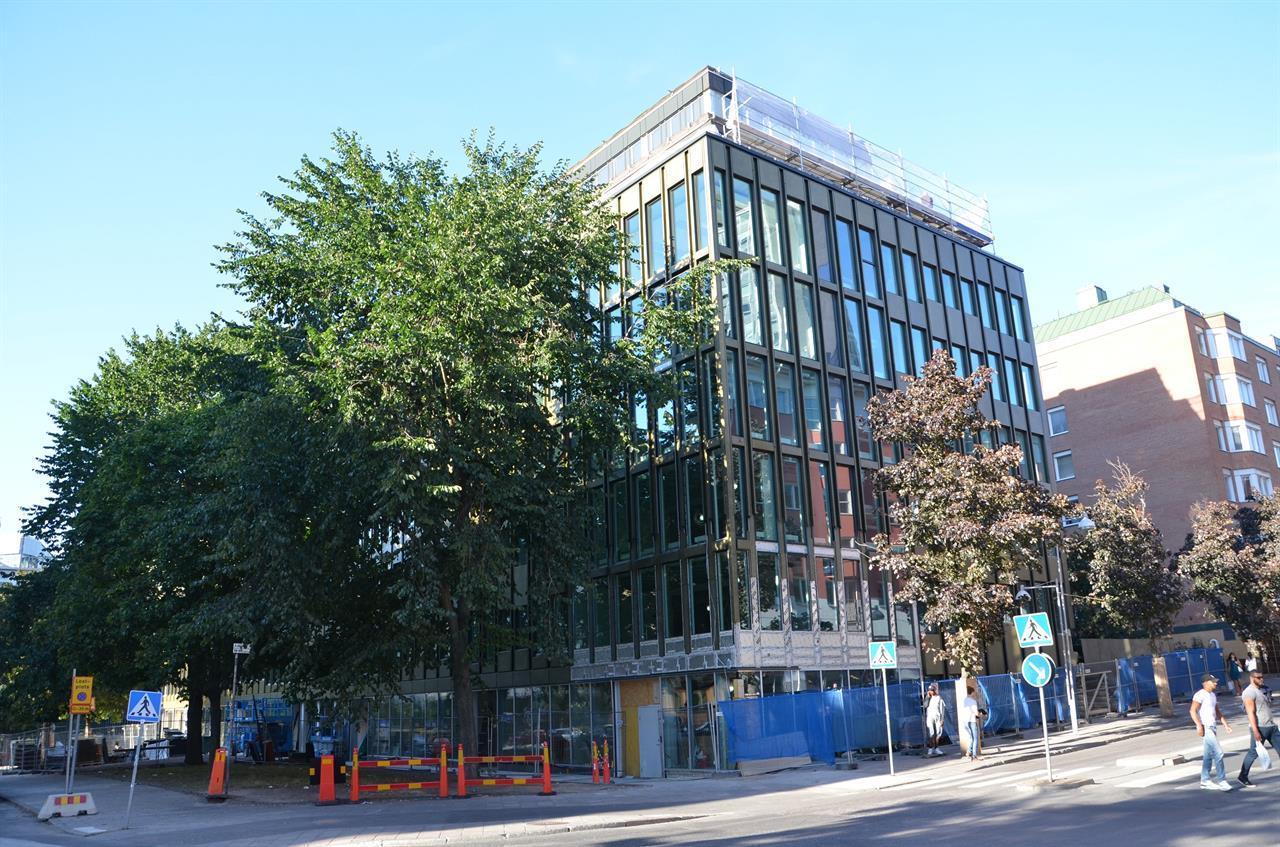 Vasakronan har byggt om Västgötagatan 5-7 certifierad LEED Platinum. Piacon var LEED-samordnare