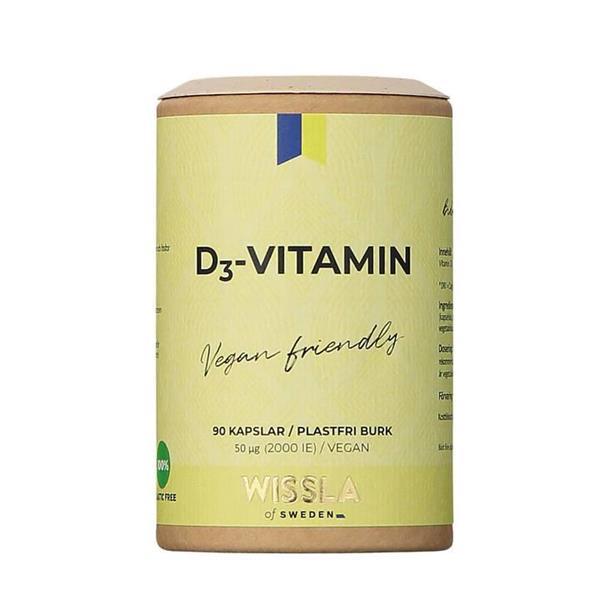 Vegan D3-Vitamin