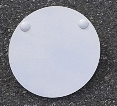 """TAC IPSC 10"""" (ca 25cm) Plate"""