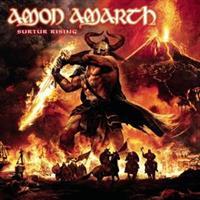 Amon Amarth-Surtur Rising
