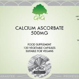 Vitamin C Kalcium Askorbat 500 mg