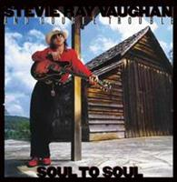 STEVIE RAY VAUGHAN-Soul To Soul(Analogue Productio