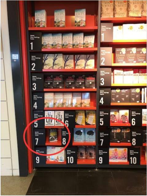 """""""Svarthuset"""" på Topp 10 pocket hos ARK!"""