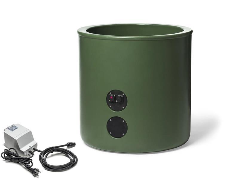 ThermoBar 80 Liter DP, med bottenpropp