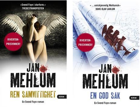 3 nye Mehlum-titler på lager