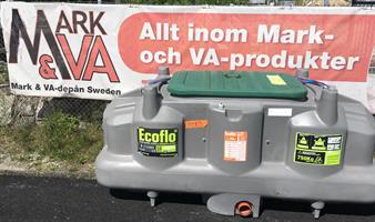 Ecoflo Filtertank (Markbädd på burk) 1-5 pers