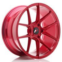 JR Wheels JR30 18x9,5 ET20-40 5H BLANK Platinum Re