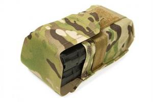 Double SR25 Mag Pouch With Fla