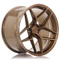 Concaver CVR2 21x11 ET11-55 BLANK Brushed Bronze