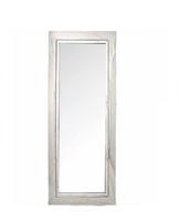 Queens spegel 180x55 cm, rostfritt stål