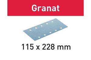 STF 115X228 P180 GR/100