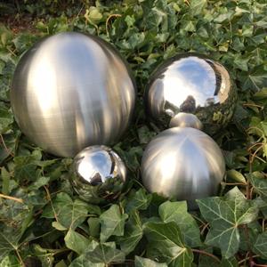 Silverklot 25 cm