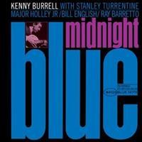 Kenny Burrell-MIDNIGHT BLUE(Blue Note)