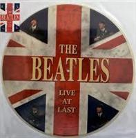 The Beatles-Live at last