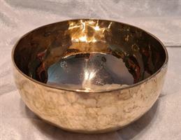 Blank klangskål 14,5cm