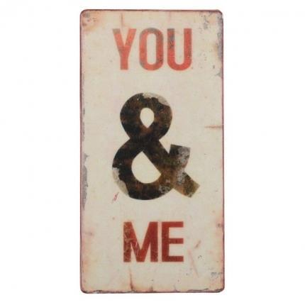 Magnet You & me