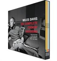 Miles Davies-COMPLETE COOKIN SESSIONS(Rsd2021)