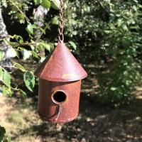 Talgbollshållare fågelholk mod 2