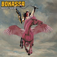 BOKASSA-Molotov Rocktail(LTD Gold)